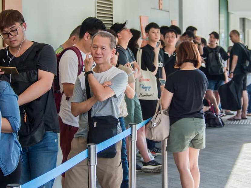 Commentary: Why is this queue so long?