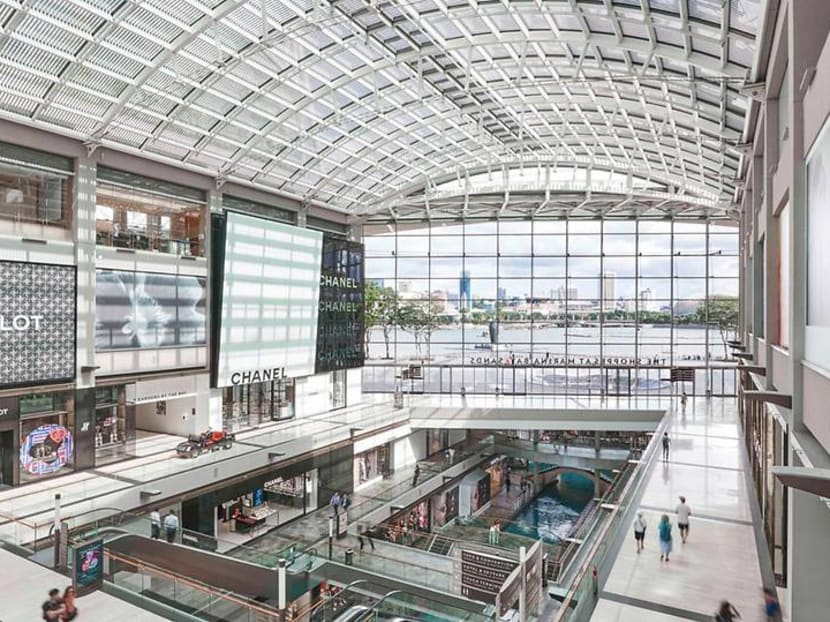 The Shoppes at Marina Bay Sands opens, but only to Sands Rewards members