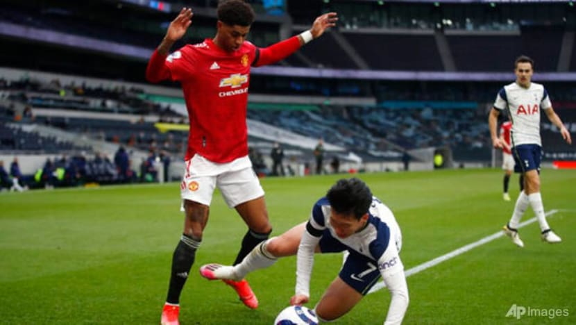 Football: Spurs star Son's row shows game still struggles with simulation debate