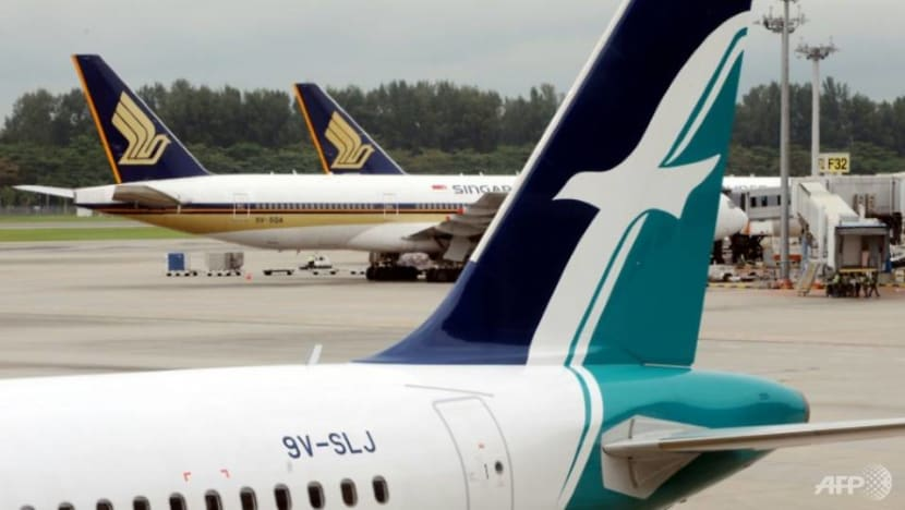 SIA, SilkAir passengers from some Australian, New Zealand cities allowed to transit through Changi Airport
