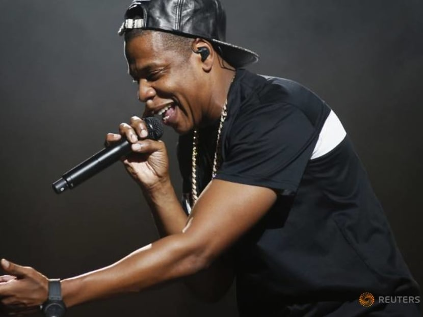 Financial milestone: Jay-Z is the first hip-hop artist to become billionaire