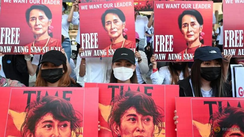 Myanmar's Aung San Suu Kyi to face court this week: Lawyer