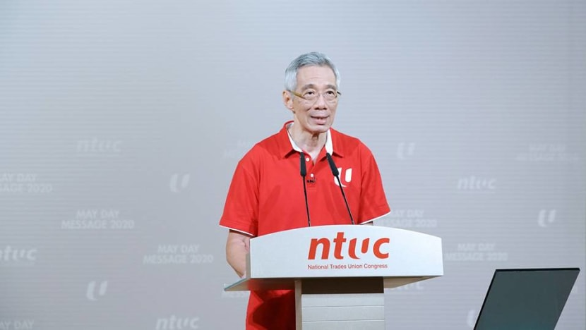 Singapore's economy will open up 'step by step' as COVID-19 cases fall: PM Lee