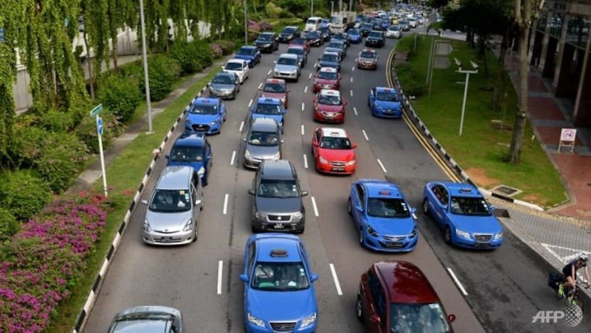 S$77 million package to help taxi, private-hire drivers affected by COVID-19 outbreak