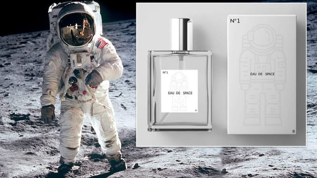 想知道太空是什么味道?NASA推出外太空香水Eau de Space