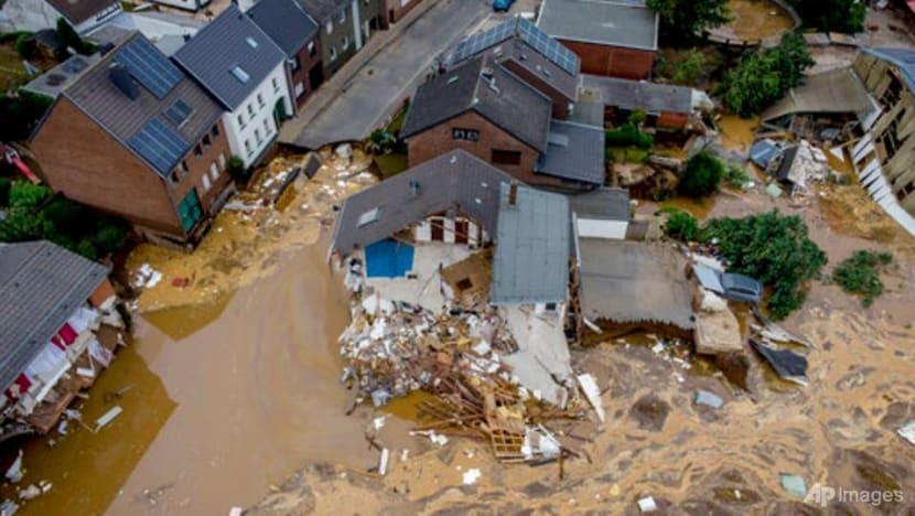 Singapore sends condolences to Germany over deadly floods