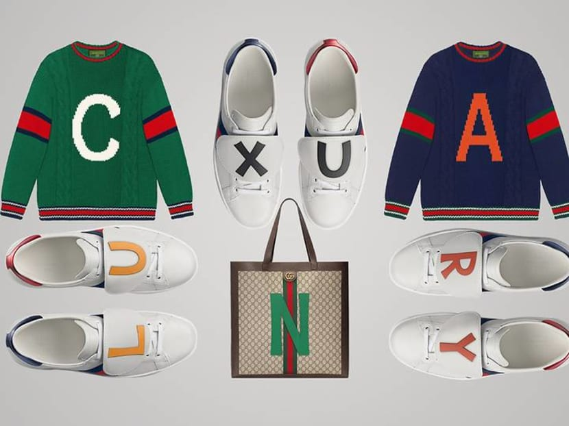 Why brands from Burberry to Gucci are increasingly offering personalisation