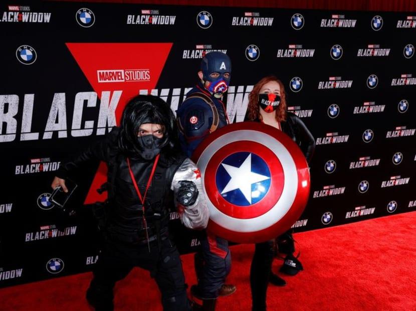 Analysis: Delta variant disrupts Hollywood's box office comeback