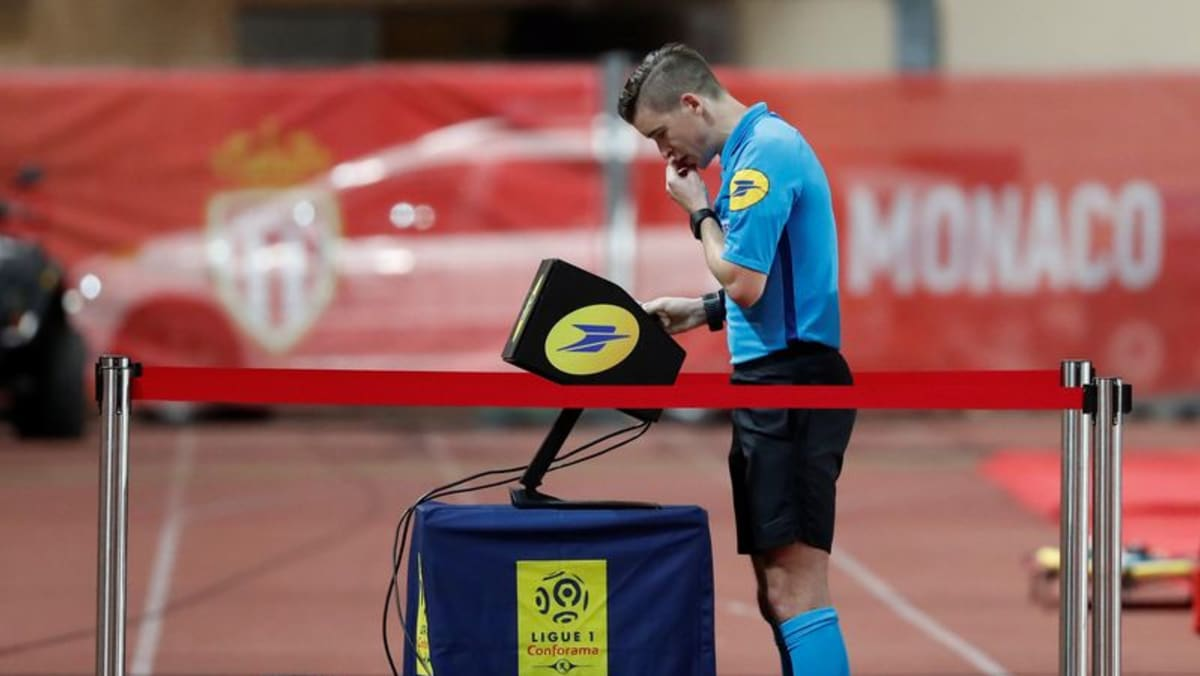 Discontent growing over VAR use in Ligue 1