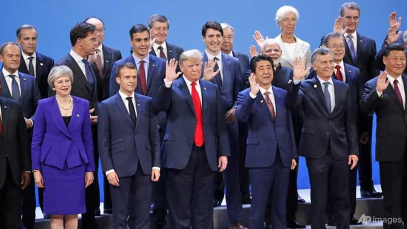 Fractious G20 summit opens in Buenos Aires