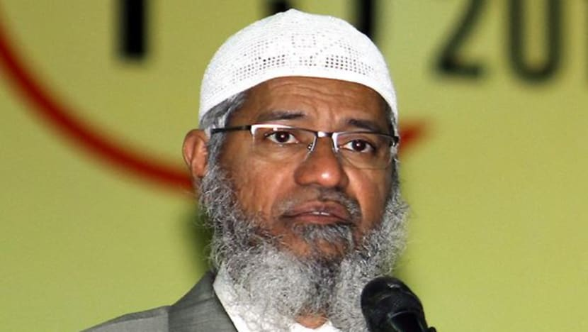Controversial Islamic preacher Zakir Naik barred from speaking in Perlis by Malaysian police