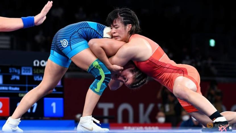Olympics-Wrestling-Maroulis ousted by Kawai, Kumar wins by fall to reach final