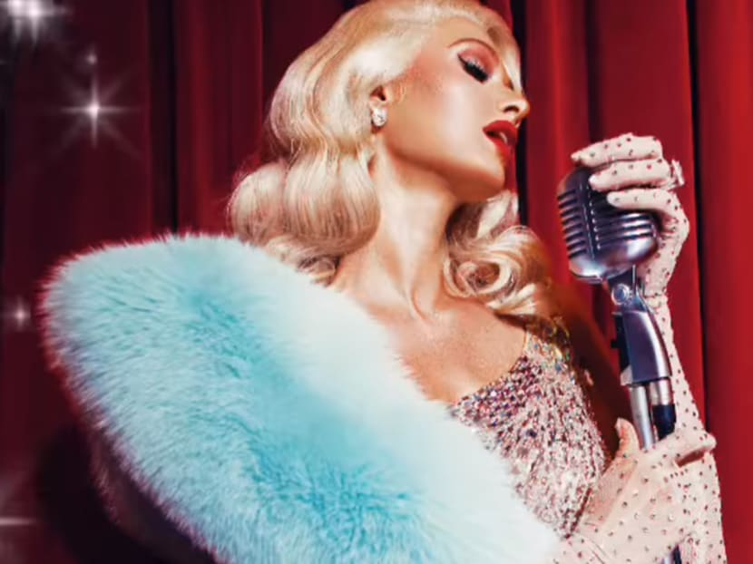After 2006's Stars Are Blind, Paris Hilton returns with new music