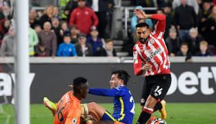 Leaders Chelsea survive late siege to beat Brentford 1-0