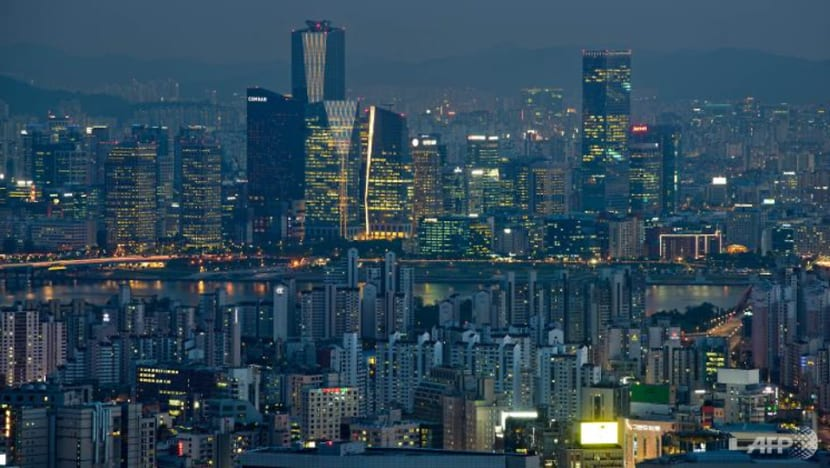 South Korea cuts growth forecast to lowest in decade