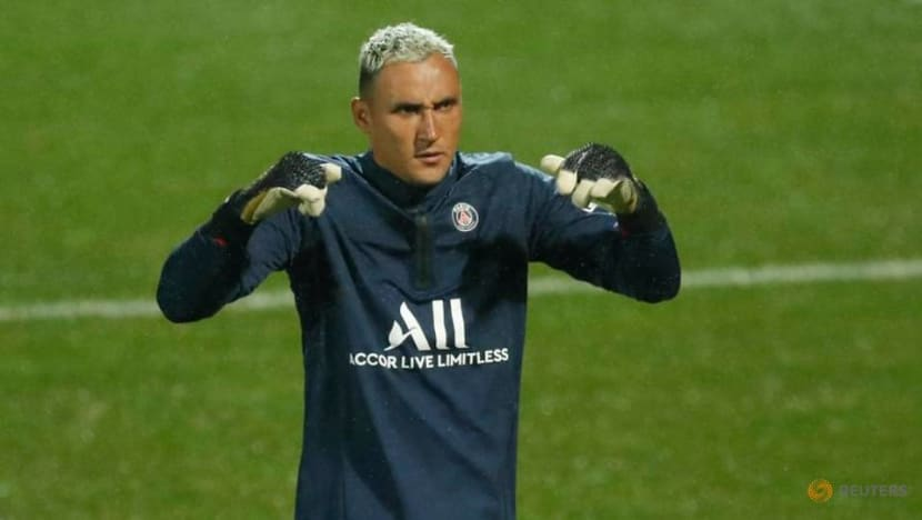 Football: PSG in good hands with super keeper Navas