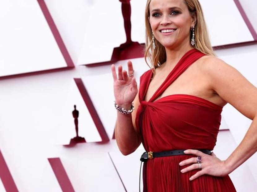 Reese Witherspoon's media firm to be sold to Blackstone-backed company