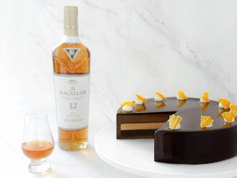 Dessert lovers: Here's where you can have your cake and, er, whisky too