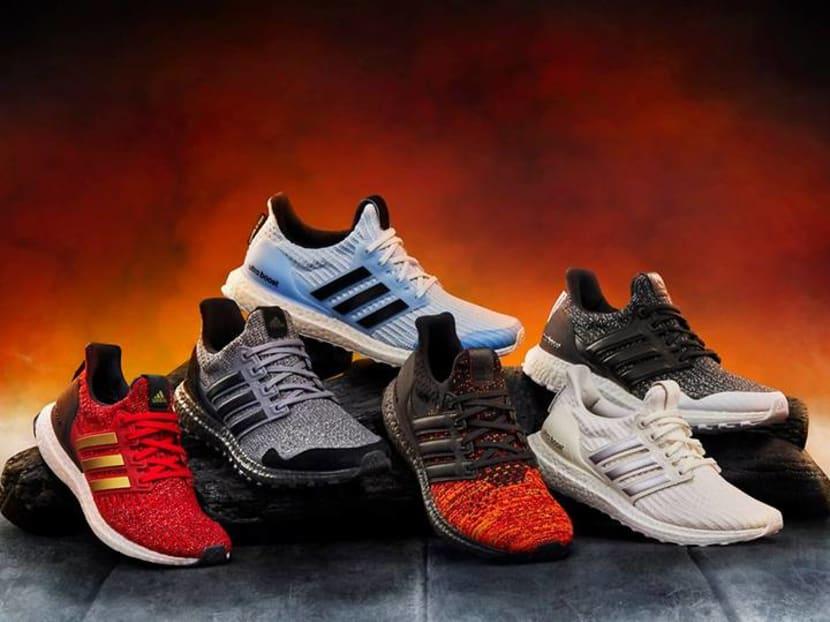 Footwear is coming: Adidas to release Game Of Thrones sneakers