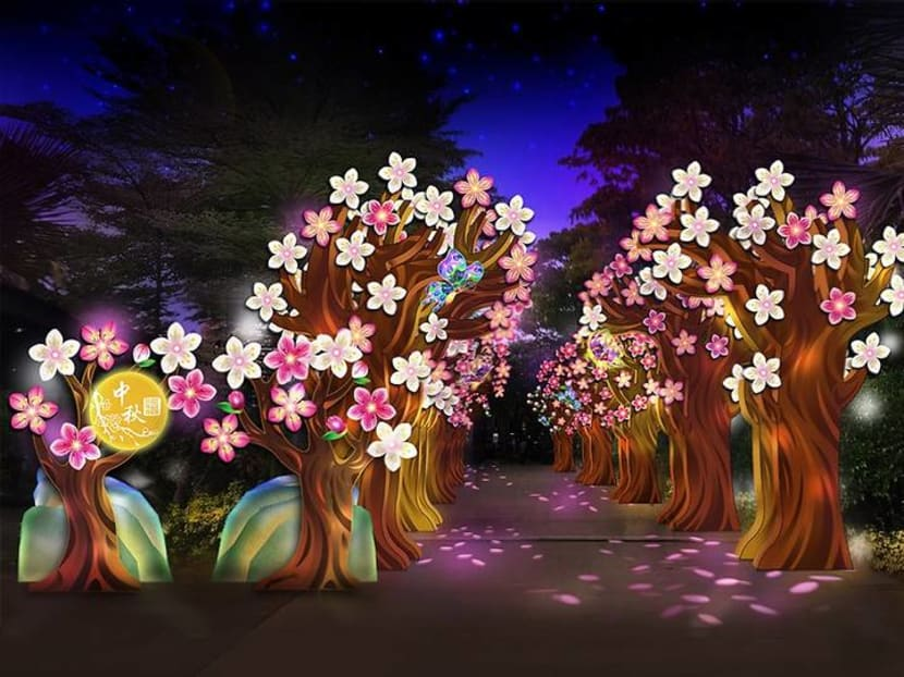 What to expect at this year's Mid-Autumn Festival at Gardens by the Bay
