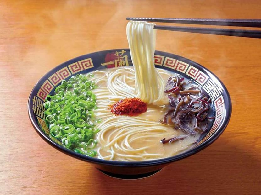 Japan's Ichiran ramen coming to Singapore as a pop-up stall in October