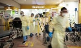 Singapore monitoring number of COVID-19 cases in ICU, next 1 to 2 weeks 'critical': Lawrence Wong