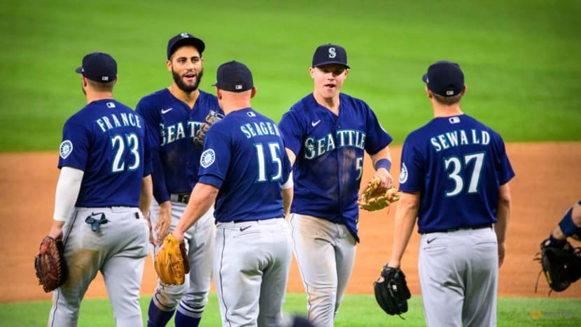 MLB roundup: Mariners' Ty France belts winning homer in 11th