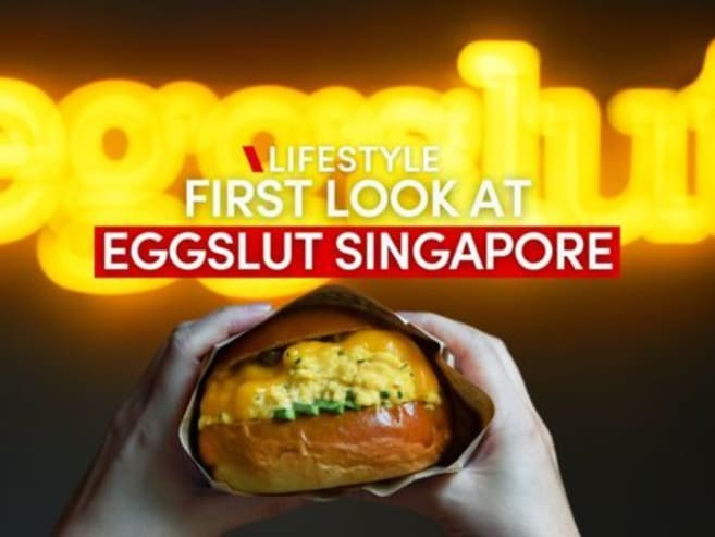 First look at Eggslut in Singapore – who's egg-cited? | CNA Lifestyle