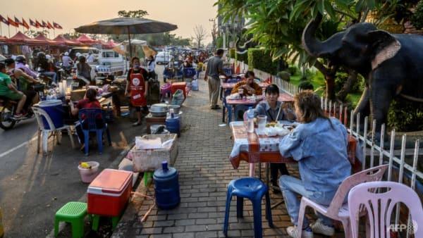 Laos locks down capital as COVID-19 cases hit record high
