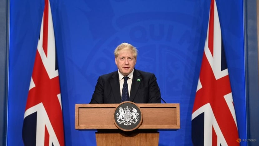 No vaccine passports: UK PM to set out winter COVID-19 plan