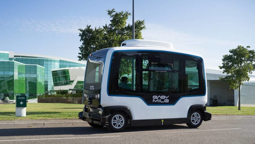 Singapore's driverless vehicle ambitions reach next milestone with new national standards