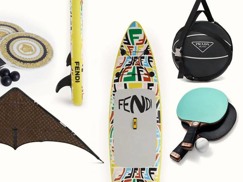 Let's get physical: 6 stylish sports equipment for outdoor fun
