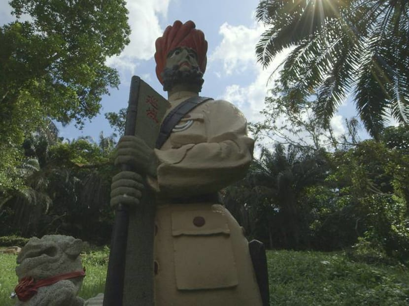 The story of the Indian 'saint soldier' – perhaps the first Sikh in Singapore