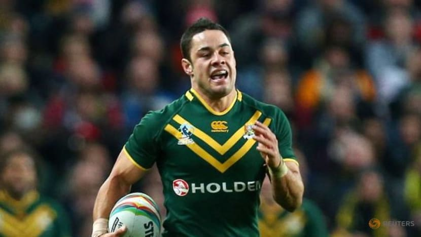Rugby: Australian Hayne jailed for sexual assault