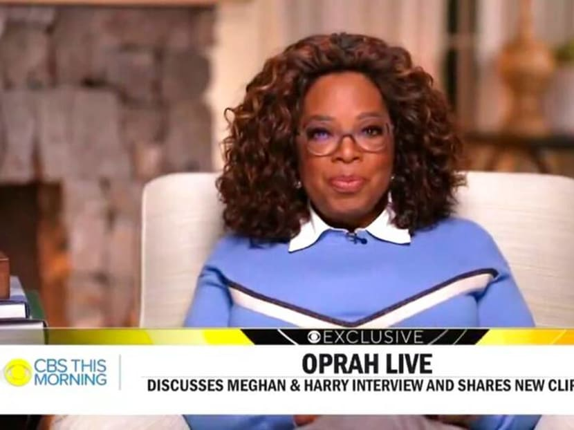 Oprah's deft royal interview with Prince Harry, Meghan shows why she's still the queen