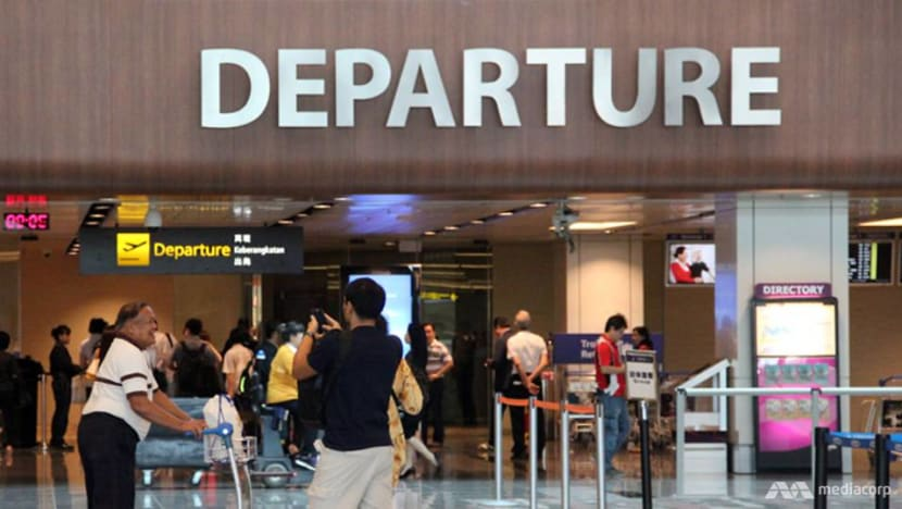 40 people arrested in 2018 for misusing boarding passes at Changi Airport
