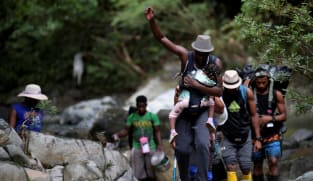Panama, Costa Rica, Dominican Republic want US to curb Haitian migration