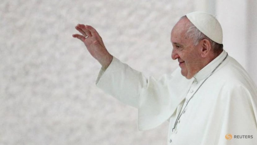 Pope's documentary comments endorsing same-sex civil unions 'not considered' official teaching: Singapore Catholic Church