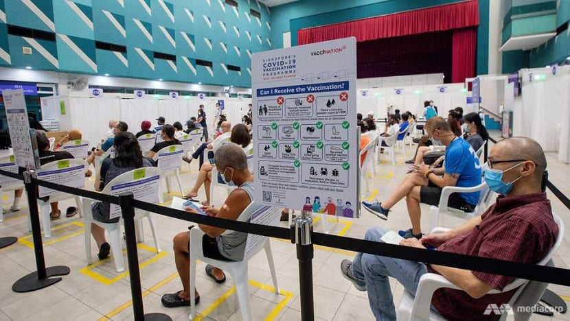 People fully vaccinated under national programme may be able to gather in groups of 8 from end-July