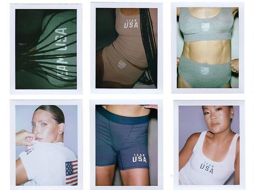 Team USA will wear Kim Kardashian's innerwear and loungewear brand at the Olympics