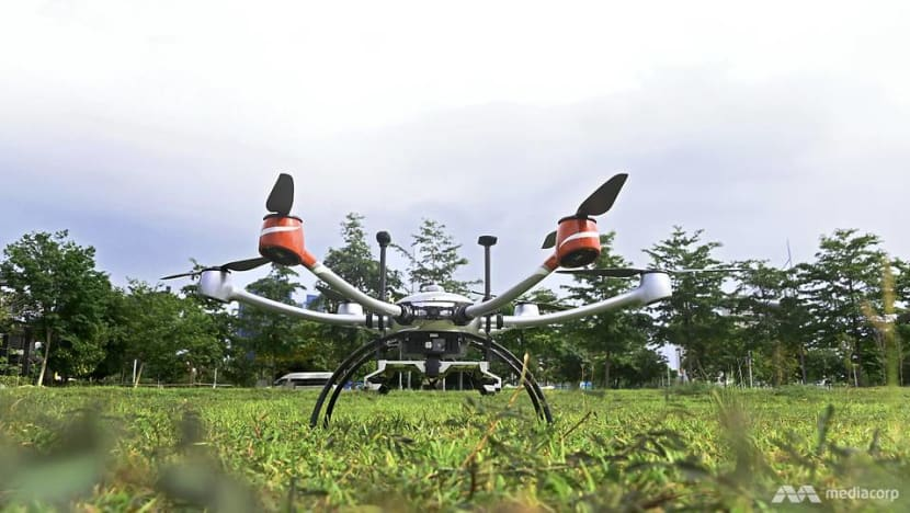 Singapore's drone sector takes off with more potential for range of uses: Industry players