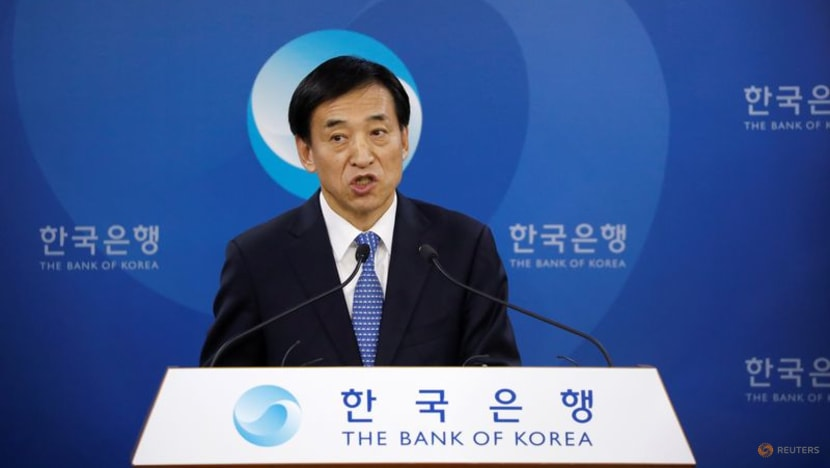 S Korea lifts interest rates from record low as debt threats grow