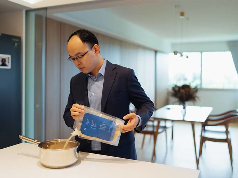 Creative Capital: This ex-hotelier keeps Singaporeans nourished with tasty broth