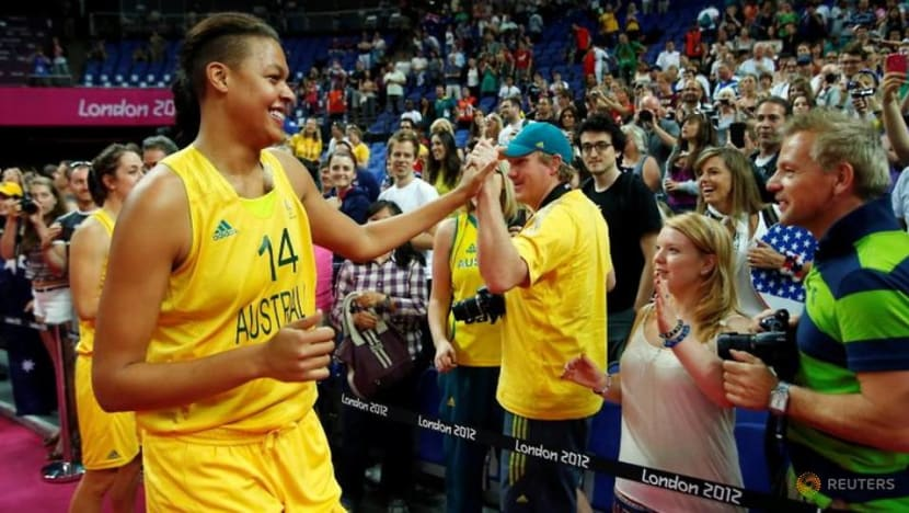 Olympics-Basketball-Anxiety lifts for Cambage after withdrawal decision
