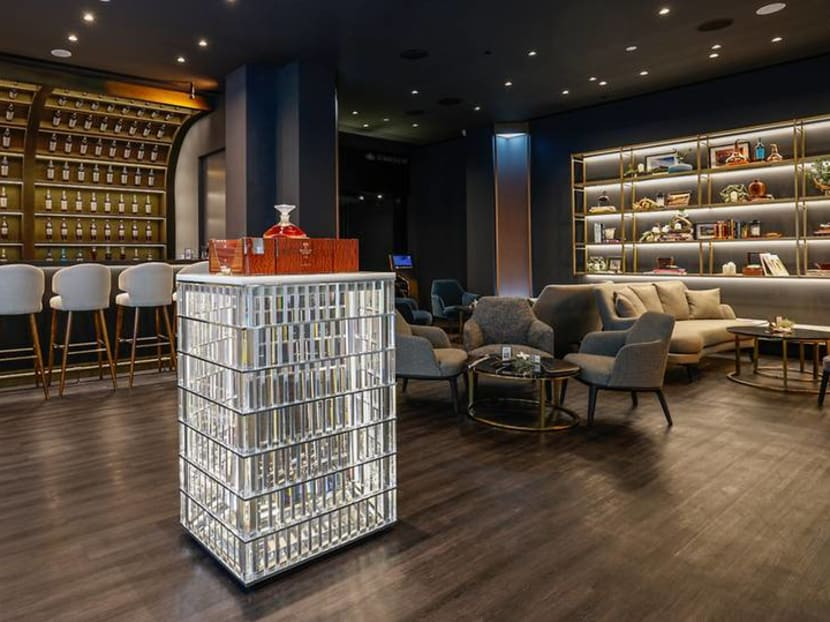 The Macallan Experience at Raffles Singapore is now extended till May