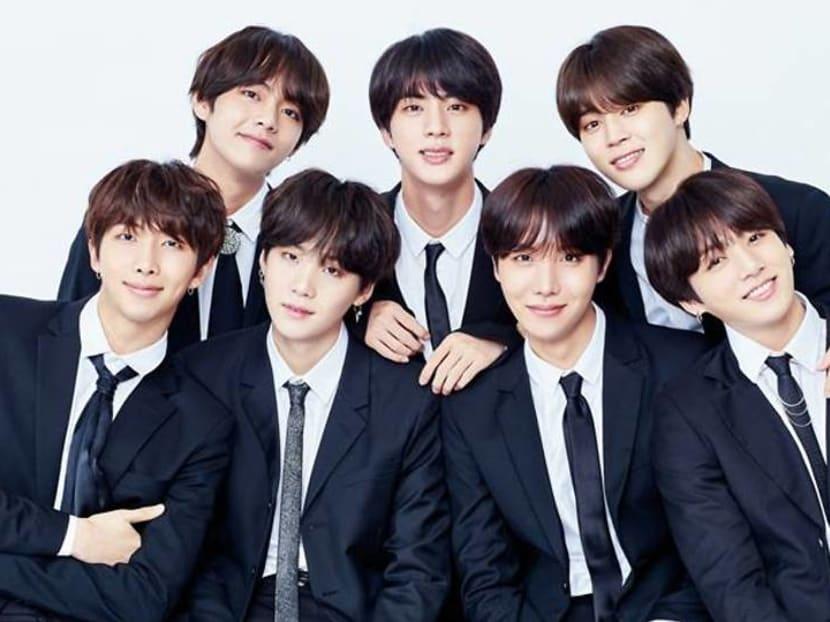 K-pop boyband BTS announce new album arriving in April