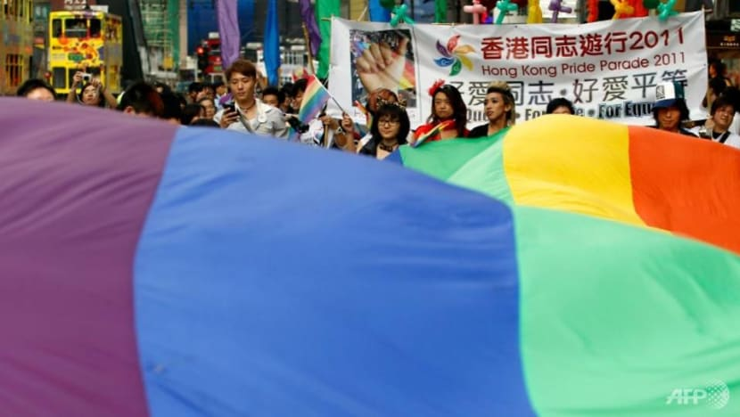 Hong Kong government defends gay marriage ban in court