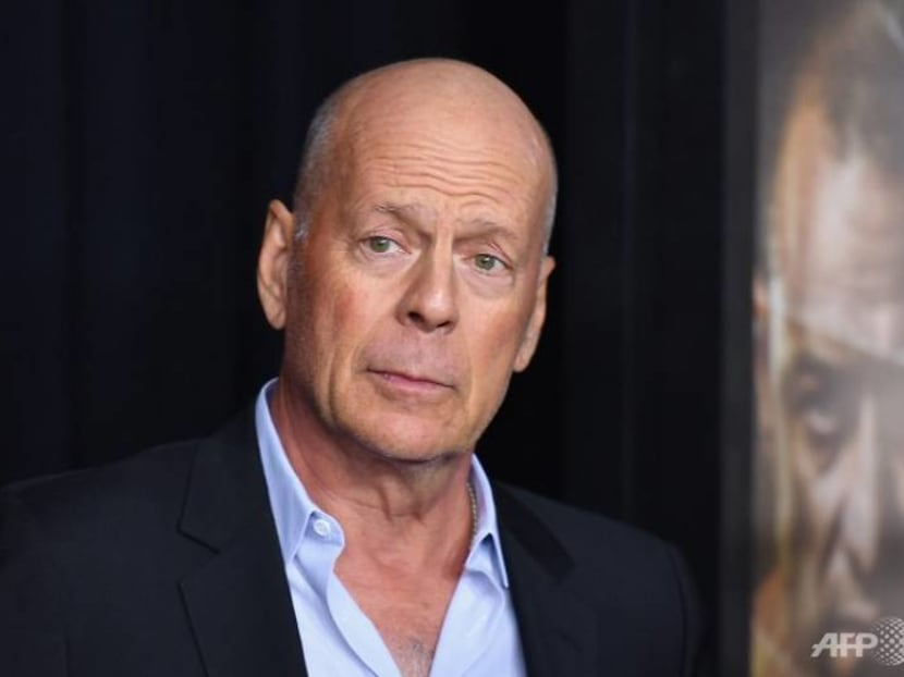 Bruce Willis admits making 'error in judgement' after getting caught without mask