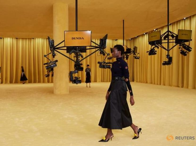 Prada returns to minimalist roots for first joint collection