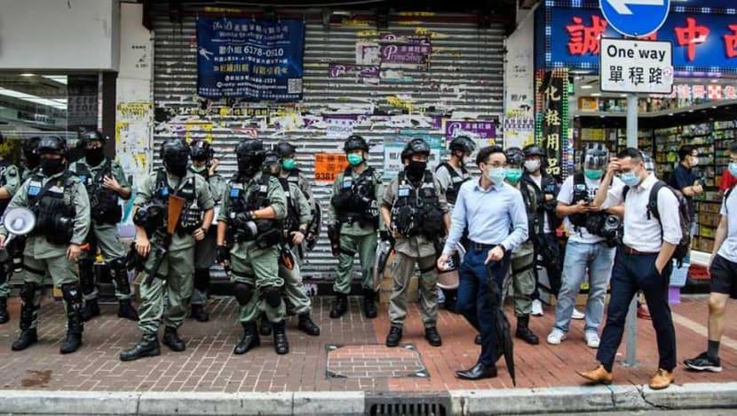 US revokes Hong Kong special status as anger grows over China law